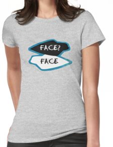The Fault in our Cards. [Hearthstone - Face Hunter] Womens Fitted T-Shirt