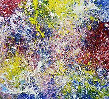 Universe of Paint 68c. by - nawroski -