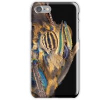 Butterfly - Yellow-edged Giant Owl iPhone Case/Skin