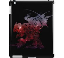 Final Fantasy VI logo universe iPad Case/Skin