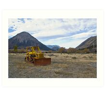 Lake Coleridge Backcountry 2 Art Print