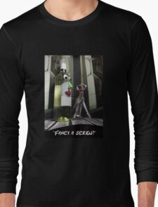 Fancy a screw? Long Sleeve T-Shirt