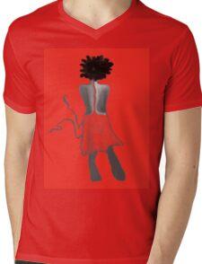 Flow Mens V-Neck T-Shirt