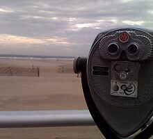 Jones Beach, October Day by SylviaS