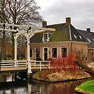 Dutch Farm by Adri  Padmos
