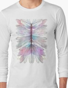 The Gleam of Dragonflies Long Sleeve T-Shirt