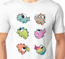 Baby Monsters - The Whole Family Unisex T-Shirt