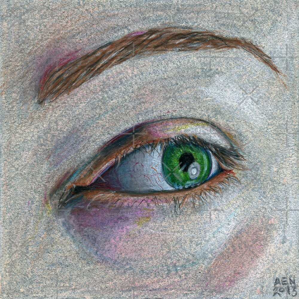 Eye 2013 by Amy-Elyse Neer