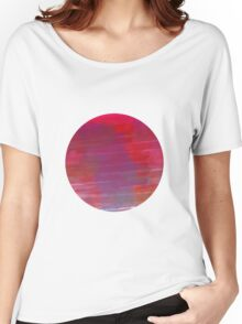 Bloody Moon Women's Relaxed Fit T-Shirt