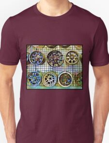 Fancy Wheels Unisex T-Shirt