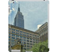 The Empire State Building iPad Case/Skin
