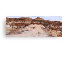 Rusty county Canvas Print