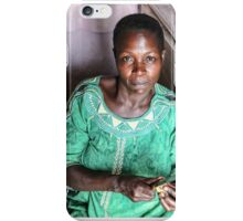 Nalongo - mother of twins iPhone Case/Skin