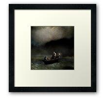 Charon's Lullaby Framed Print