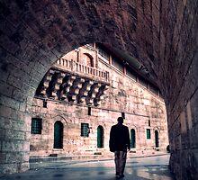 Pass Through By The History by Kadir Murat Tosun