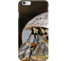 Hermit Crab - Coconut Crab iPhone Case/Skin
