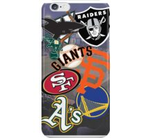 Bay Area Sports iPhone Case/Skin
