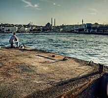 Karaköy  by Kadir Murat Tosun