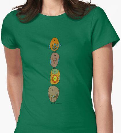 Ta Da! Womens Fitted T-Shirt