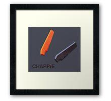 Chappie Framed Print