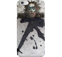 crow bruxo iPhone Case/Skin