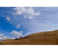 Calm Hill Photographic Print