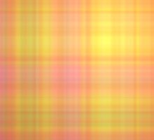Pink-Yellow Plaid by FireFairy