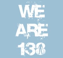 We are 138 Baby Tee
