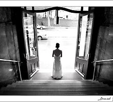 The departure by Daniel Sheehan