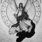My Guardian Angel by Wieslaw Borkowski