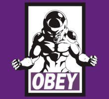Frieza final form Obey by Dandyguy