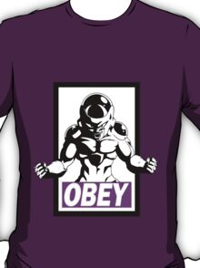 Frieza final form Obey T-Shirt