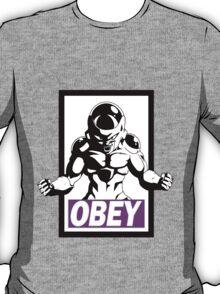 Frieza final form Obey T-Shirt