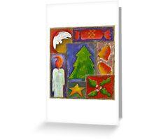 Christmas Festivity Greeting Card