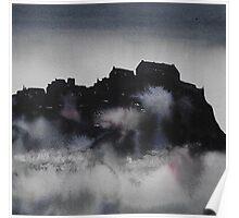 Edinburgh Castle Darkness 3 Poster