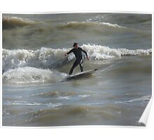 Everybody's Going Surfin' Poster