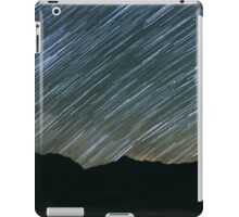 Milky Way Galaxy Star Trail iPad Case/Skin