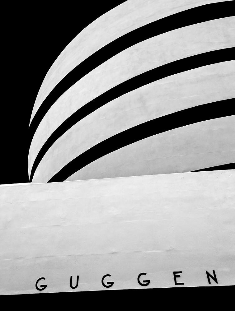 Guggenheim - NYC by James Howe