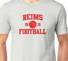 Reims Athletic College Style 2 Gray Unisex T-Shirt