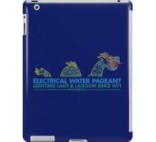 Retro Walt Disney World Electrical Water Pageant iPad Case/Skin