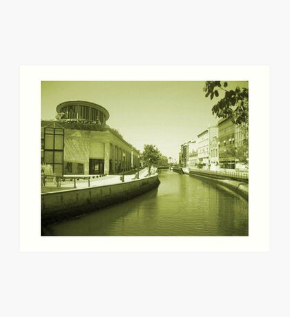 Aveiro Ria (Portugal collection)!... Art Print