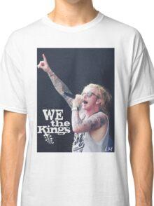 We the Kings Travis Clark Classic T-Shirt