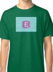 Chevron E Classic T-Shirt