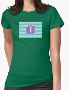 Chevron I Womens Fitted T-Shirt