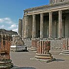 The Ruins of Pompeii by imagic