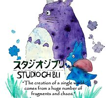 My Neighbour Totoro by Beth Stephens