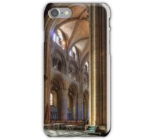 Durham Cathedral Arch iPhone Case/Skin