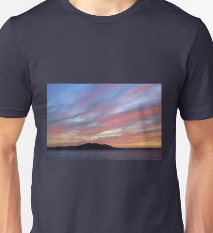 October sunset Unisex T-Shirt