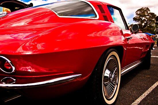 Corvette by David Petranker