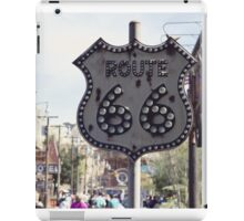 Route 66 Sign iPad Case/Skin